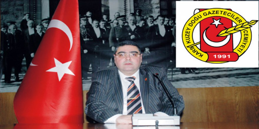 KKDGC Başkanı Daşdelen'in Basın Dayanışma Günü mesajı