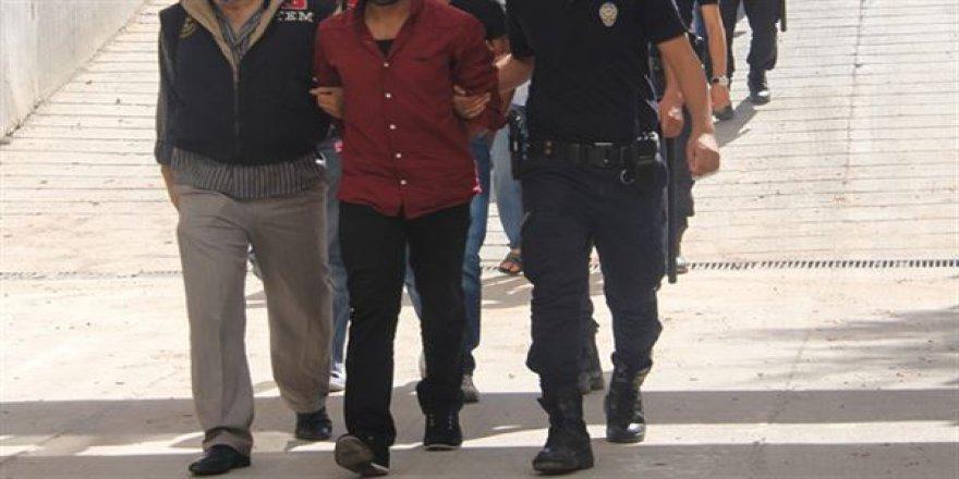 Kars'ta haklarında arama kararı olan 19 kişi yakalandı