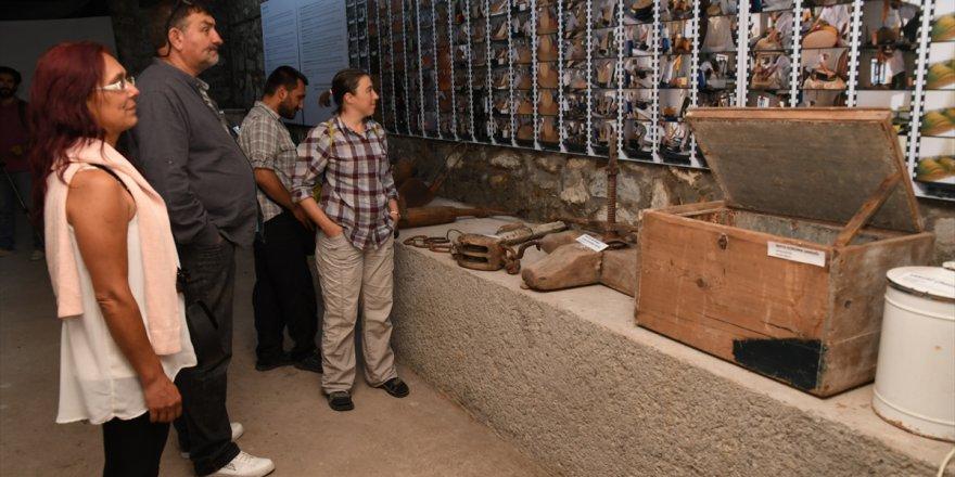 Türkiye'nin İlk Ve Tek Peynir Müzesi Kars'ta Ziyaretçilerini Bekliyor