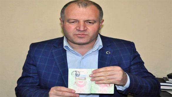 Ermenilerin Baskısı Asimder'in Gürcistan´a Girmesini Engelledi