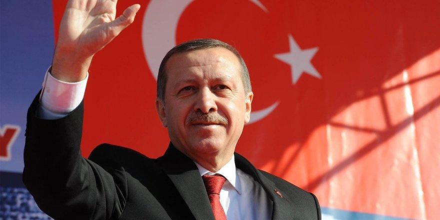 Cumhurbaşkanı Erdoğan, Kars'ın kurtuluş yıl dönümünü kutladı
