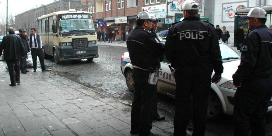 Kars'ta Dolmuş Kavgası, 15 Gözaltı