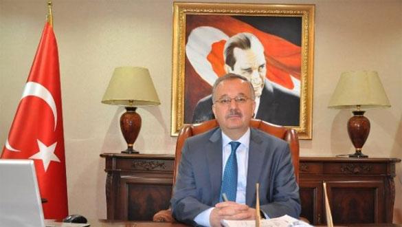 Özdemir'in Miraç Kandil Mesajı
