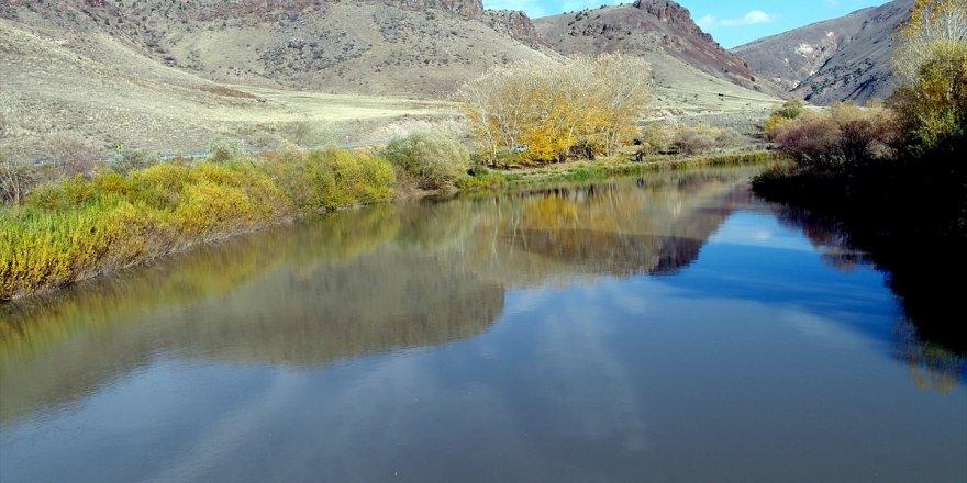 Aras Nehri'nde renk cümbüşü