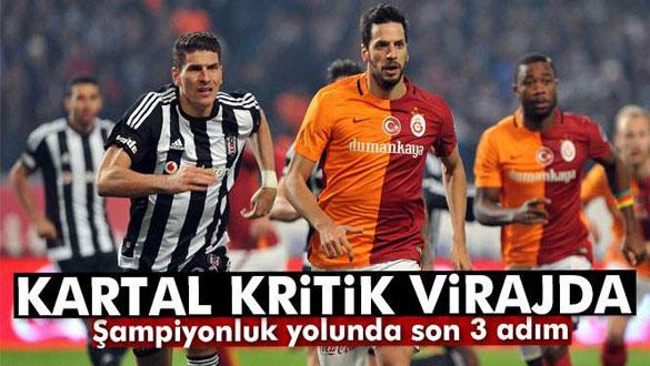 Beşiktaş, kritik virajda