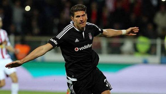Galatasaray 0 Beşiktaş 1