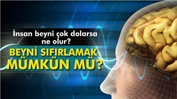 Beyni sıfırlamak mümkün mü?