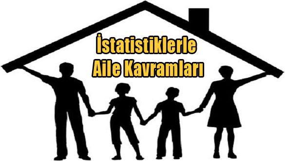 İstatistiklerle Aile Kavramları
