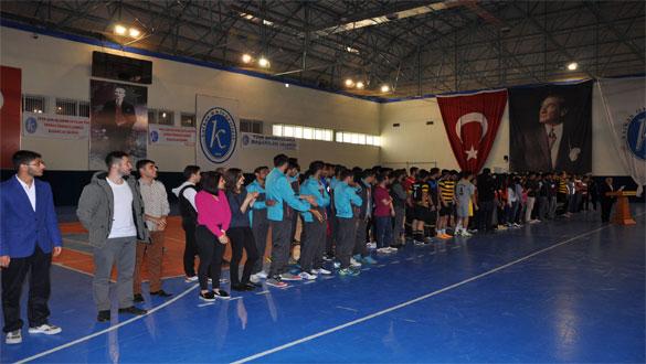 Kaü Fahri Osmanoğlu Spor Şenlikleri Sona Erdi