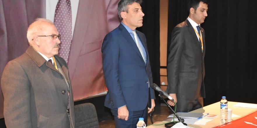 Kars'ta Kongrede Konuşan CHP'li Yılmaz'dan Erken Seçim İddiası