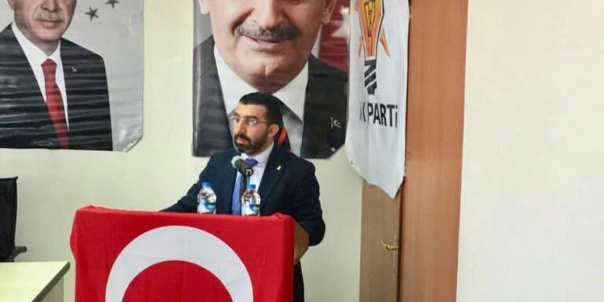 AK Parti Akyaka Danışma Toplantısı yapıldı