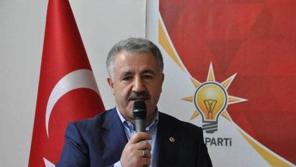 Ahmet Arslan Bakan Oldu