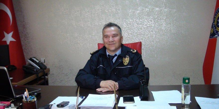 Kağızman Emniyet Müdürü Uludağ, görevine başladı