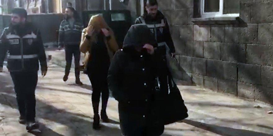Kars'ta fuhuş operasyonu: 43 gözaltı