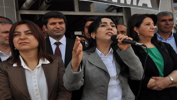 Hdp Eş Genel Başkanı Yüksekdağ Kars´ta