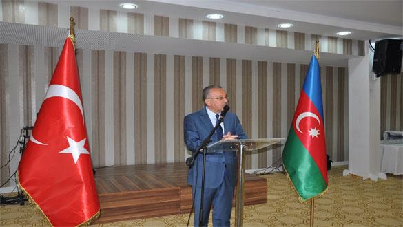 Azerbaycan'ın Kuruluşunun 98. Yıldönümü