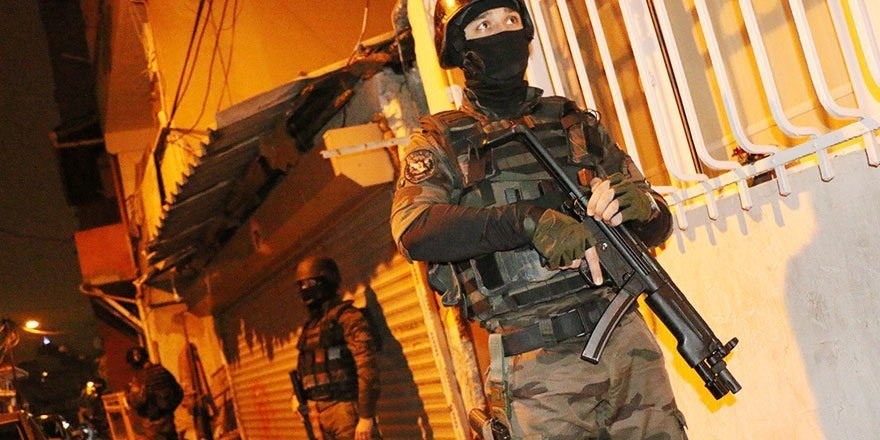 Kars'ta PKK/KCK operasyonu
