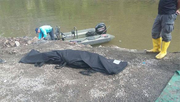 Nehre Düşen Şahsın Cesedi 10 Gün Sonra Bulundu