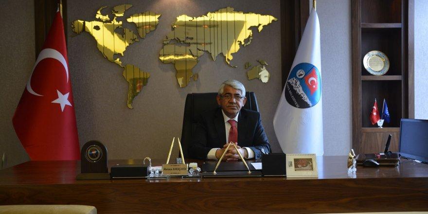 Başkan Karaçanta'nın 8 Mart Dünya Kadınlar Günü mesajı