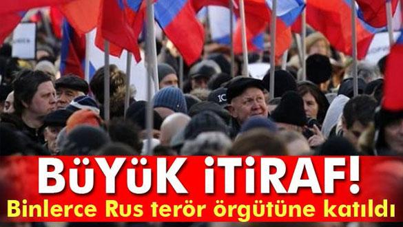 Rusya'dan İtiraf Gibi Açıklama!