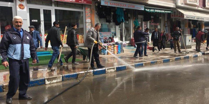 Selim'de Bahar Temizliği