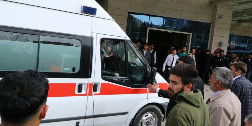Teröristlerden Hain Saldırı 6 Şehit 7 Yaralı