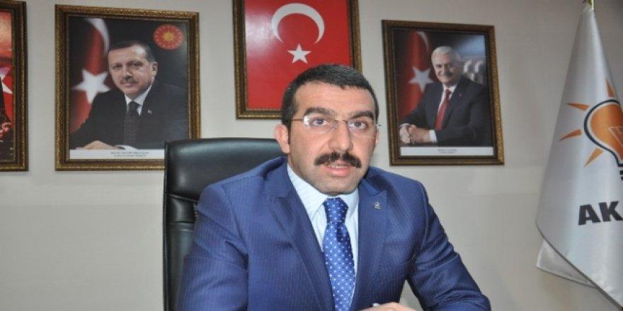 AK Parti Kars İl Başkanı Adem Çalkın'ın Polis Günü mesajı