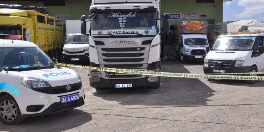 Kars'ta Bıçaklı Kavga Kanlı Bitti 1 Ölü 7 Yaralı
