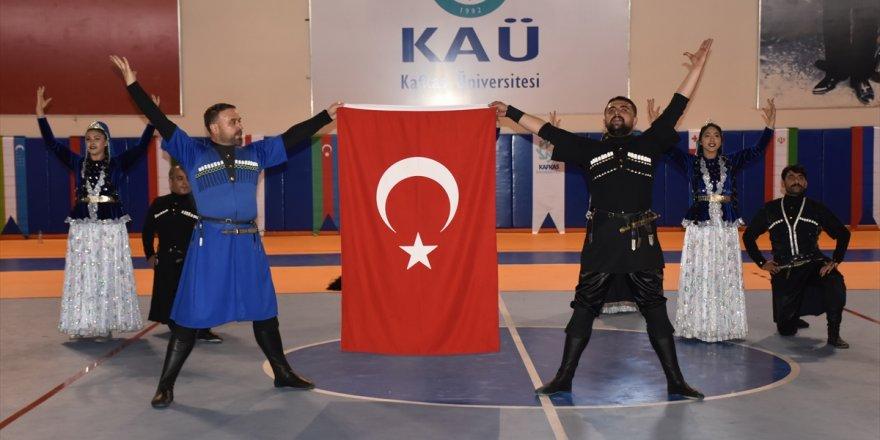 """""""Kafkasya Üniversiteleri Bilim Ve Kültür Şöleni"""""""