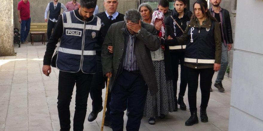 Kars'ta 'Büyücü' Çetesi Son İşlerinde Yakayı Ele Verdi