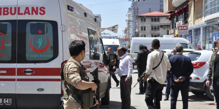 Kars'ta Silahlı Kavga: 1 Ölü,2 Yaralı