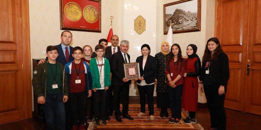 Biz Anadolu'yuz Projesi'yle Edirneli öğrenciler Kars'ta