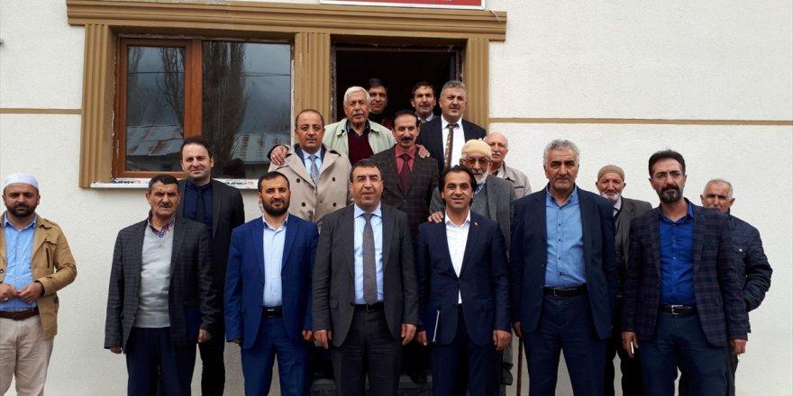 Sarıkamış'ta Kur'an Kursu Ve Taziye Evi Açıldı