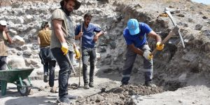 Dünya kenti Ani de Arkeolojik Çalışmalar Devam Ediyor!