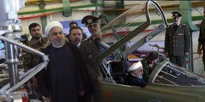 İran'ın Kevser adlı yerli savaş uçağı ilk uçuşunu gerçekleştirdi
