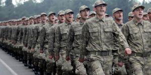 12 Bin Bedelli Asker İçin Tarih Belli Oldu