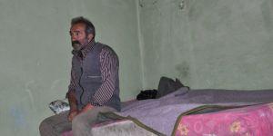 Kars'ta Kimsesiz Adamın Yaşam Mücadelesi