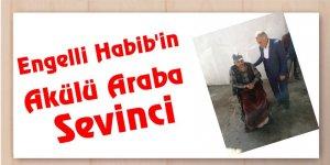 Engelli Habib'in Akülü Araba Sevinci
