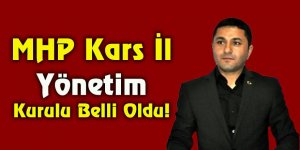 MHP Kars İl Yönetim Kurulu Belli Oldu!