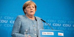 Merkel bırakıyor! Yeniden aday olmayacak