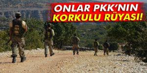 PKK'nın korkulu rüyası oldular!