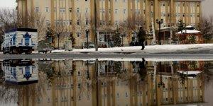 Ardahan'da kış ortasında bahar yaşandı
