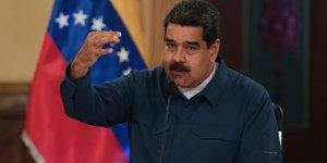 Maduro'dan Guaido'ya: 'Darbeye destek aramayı bırak'
