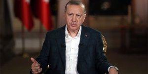 Cumhurbaşkanı Erdoğan: 'Biz Suriye halkının dağılıp parçalanmasından yana değiliz'
