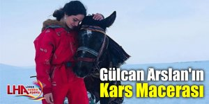Gülcan Arslan'ın Kars macerası