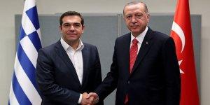 Yunanistan Başbakanı Çipras Ankara'da!