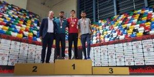 Karslı atlet Türkiye 2'incisi oldu