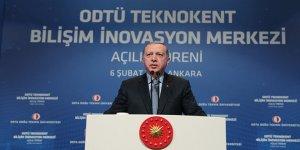 Cumhurbaşkanı Erdoğan: 'Ticari bir meta haline gelmesine izin vermemeliyiz'
