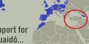 Pompeo'dan skandal Türkiye haritası!