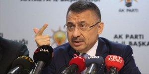 Cumhurbaşkanı Yardımcısı Oktay'dan, hal yasası açıklaması